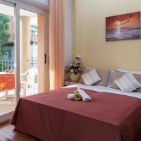Camere belle con balcone hotel Rimini